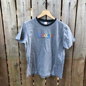 Google Men's Feeling Lucky Graphic Shirt